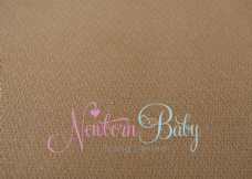 Textured Fabric Backdrop - Light Tan